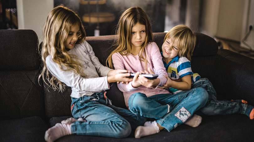 Siblings fighting: How to keep the peace - Today's Parent