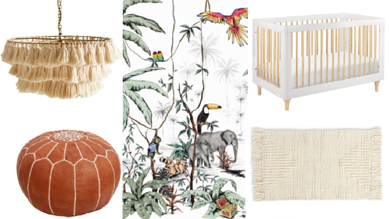 nursery decor products