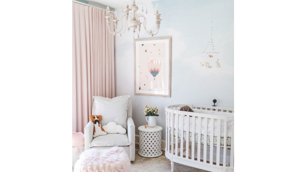 jillian harris nursery decor baby room