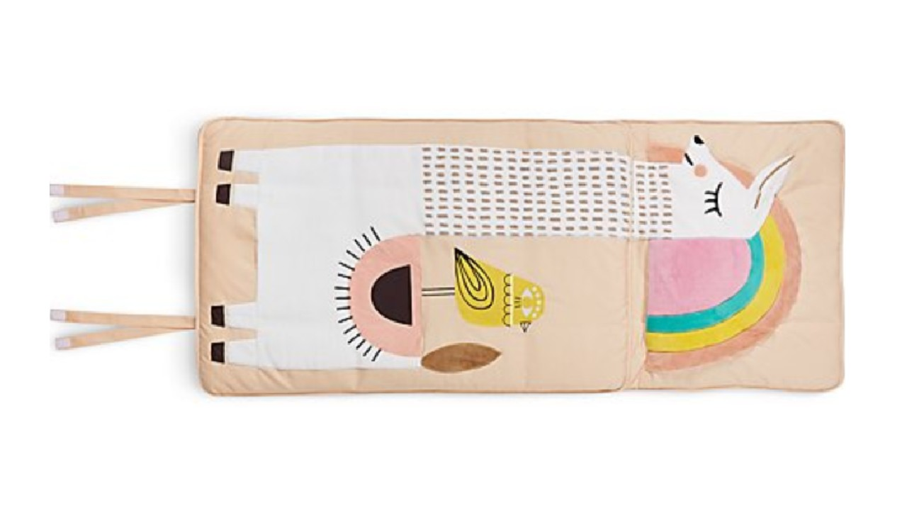 llama sleeping bag for kids