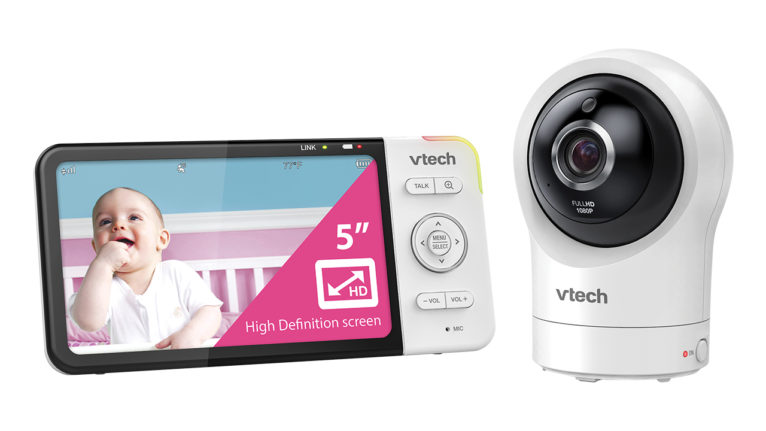 "VTech VTech RM5764HD 5"" Smart Wi-Fi 1080p Pan & Tilt Monitor"