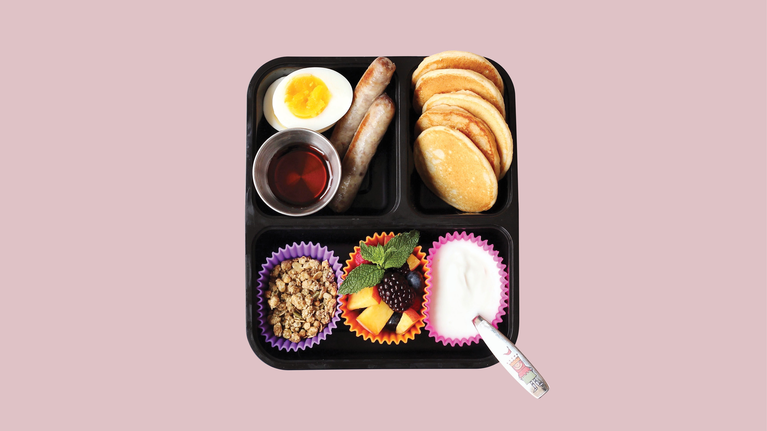 breakfast for lunch easy bento box lunch ideas