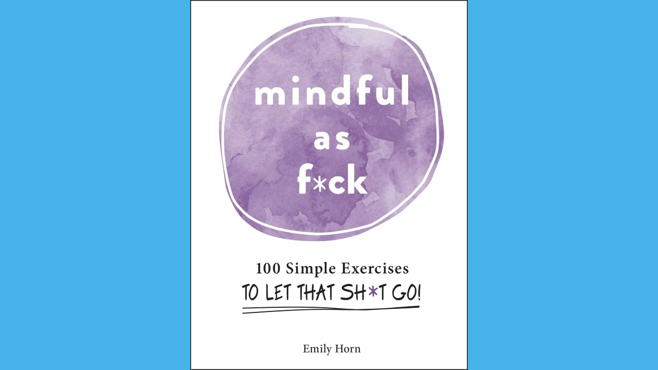 "book cover for ""Mindful as F*ck"""