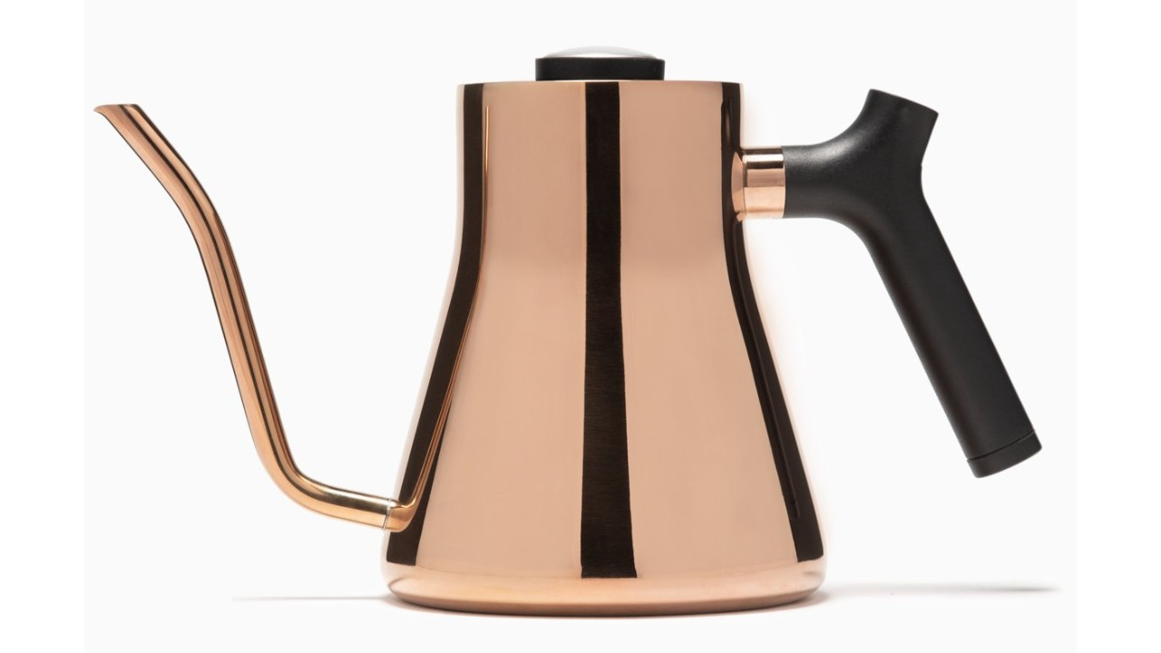 copper pour over kettle