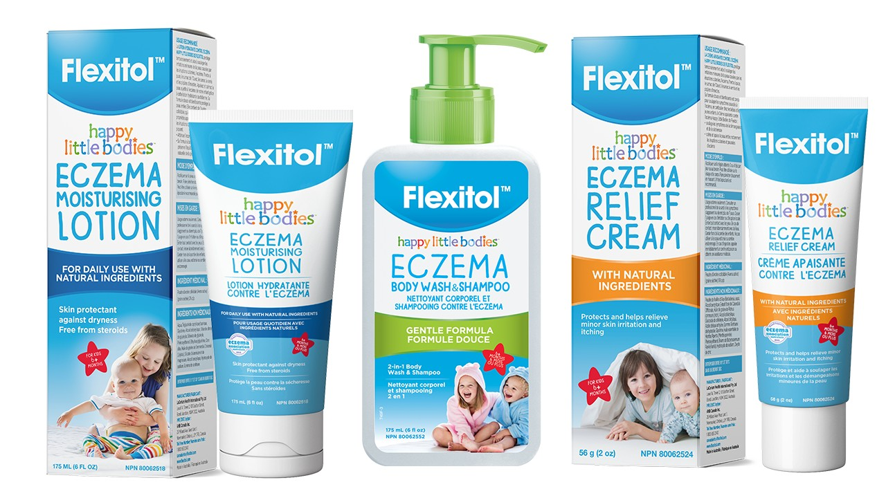 new eczema care products for kids