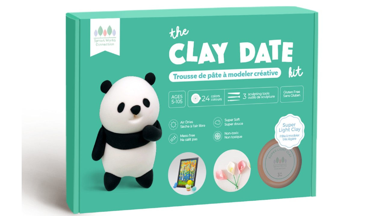 clay kit for kids