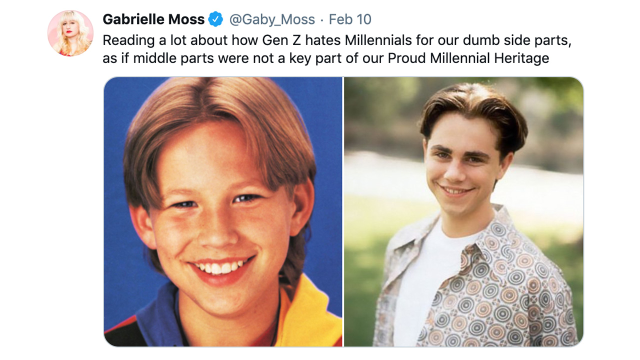 22 hilarious posts by millennials and Gen Z making fun of each other